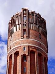 Wasserturm in LÜNEBURG ( Niedersachsen )