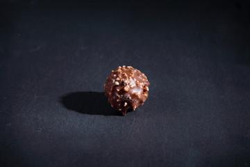 Bouchée au chocolat