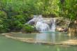 Erawan Waterfall, Erawan National Park,  Kanchanaburi, Thailand