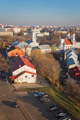 Vitebsk downtown.