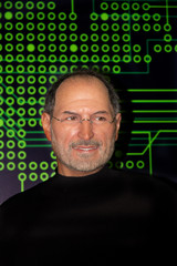 Steve Job.Waxwork.