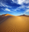 Zdjęcia na płótnie, fototapety, obrazy : evening desert landscape