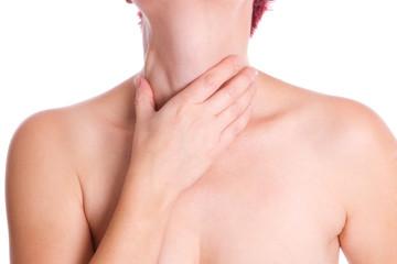 Mandelentzündung - Tonsillitis