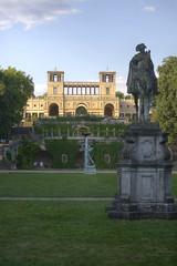 nel parco - Potsdam, Germania