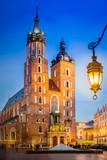 Krakau Rynek Glowny - Marienkirche
