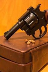 Schußwaffe, Trommelrevolver