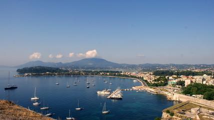 Corfu Marina