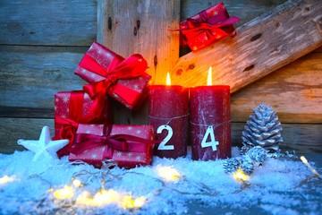 Heiligabend - Weihnachtsgeschenke
