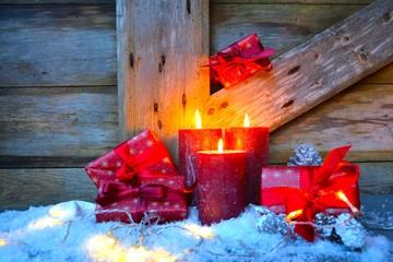 kleine Geschenke - weihnachtlich