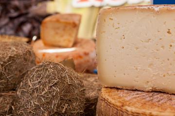 Formaggio di pecora e altri formaggi