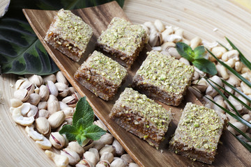 raw food sweets