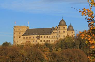 Wewelsburg bei Büren im Kreis Paderborn