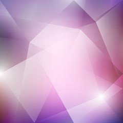 Vector Violet Abstract Background