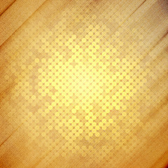 abstract dots background, wooden design vector illustration