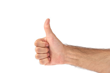Thumbs Up (isolated)