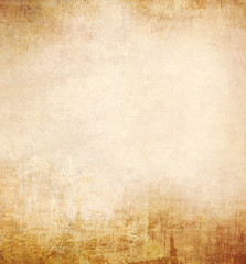 old blank parchment texture