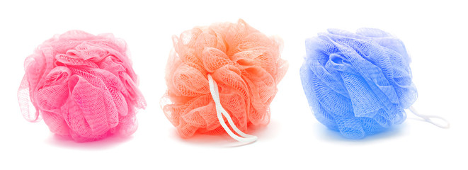 Puff Shower sponge