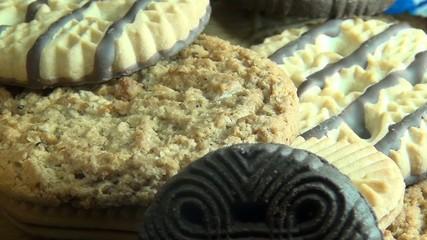 Cookies, Snacks, Bakery Items