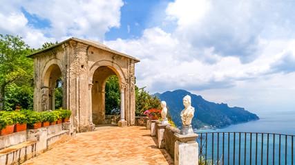 Amalfiküste, Villa Cimbrone