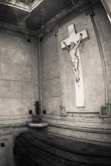 Jesus Crucifix shrine
