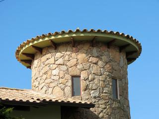 Torre de castelo