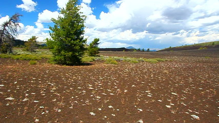Craters of the Moon National Monument Idaho