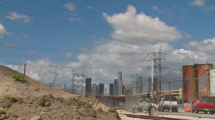 Industrial LA Time-lapse