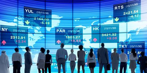 Stock Exchange Market Trading Concepts