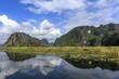 Van Long-Ninh Binh Nature Reserve is a wetland