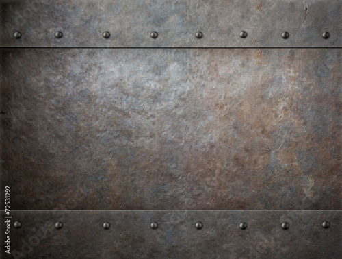 old rusty metal background - 72531292