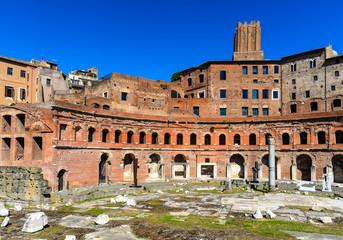 Trajan Markets, Rome