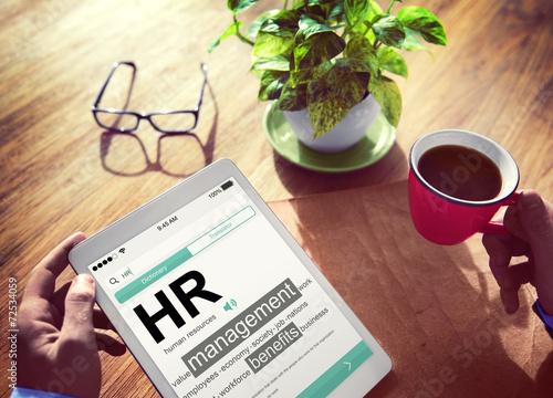 Digital Dictionary Human Resources Management - 72534059
