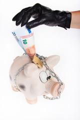 sparschwein kriminalität