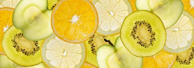 fruit isolated white background