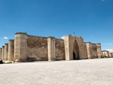 the Sultanhani caravansary on the Silk Road, Turkey