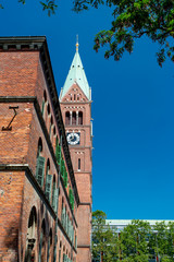 St. Mary church. Maribor, Slovenia