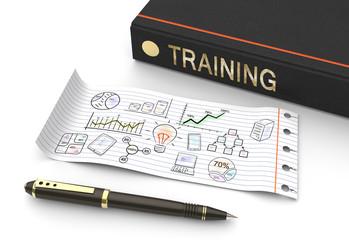 Training and developmen