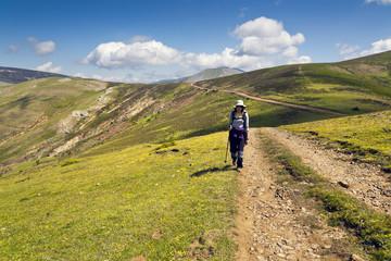 Andando por tierras de Cameros. Rioja