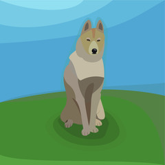 Big dog icon