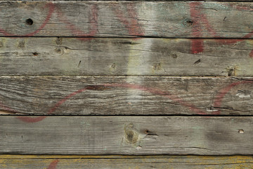 old wooden planks abstract background