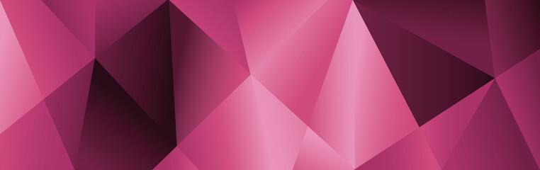 geometric bg pink © kochopuszek