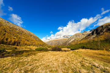 Val di Fumo - Adamello Trento Italy