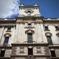 London - HM Treasury