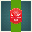 Christmas greeting card ornament decoration vector background
