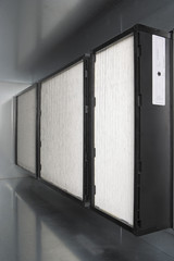 Air Conditioning filter system