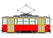 Vintage tram - 72556415