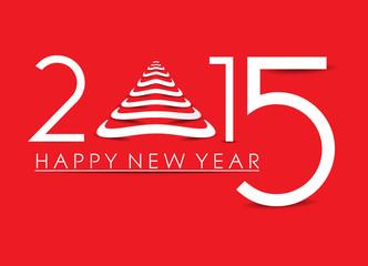 vector illustration happy new year