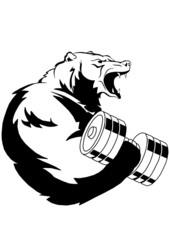 bear athlete