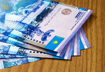 Money of Kazakhstan, banknotes tenge