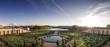Leinwanddruck Bild - Versailles gardens
